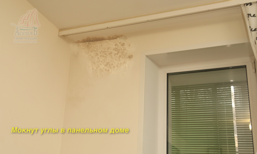 Заделка швов на потолке цементом