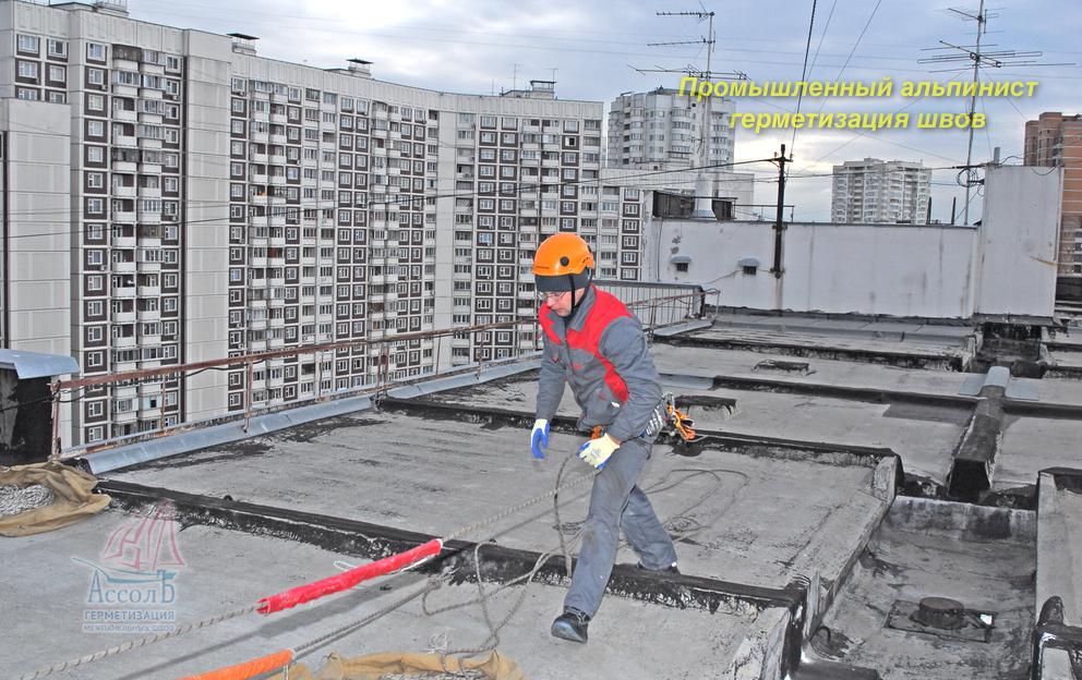 Работа промышленный альпинизм требуются