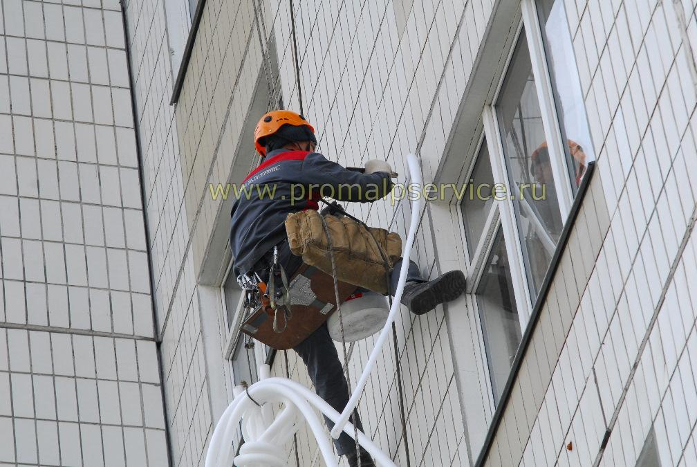 Промерзает стена в панельном доме что делать