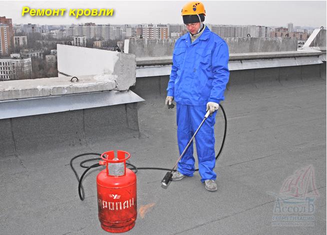 Основные причины протекания крыш