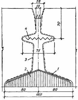 Конструкция открытого вертикального стыка между панелями наружных стен