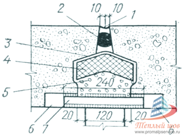 Заполнение вертикальных швов стеновых панелей цементным раствором монолит бетон купить